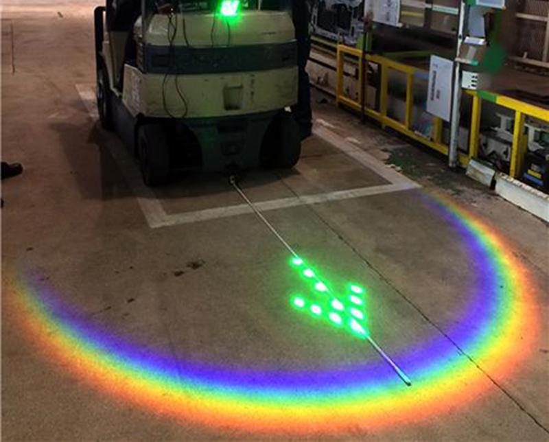 Forklift Arc Safety Light Good Choice For Forklift